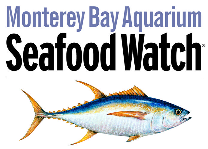 Visit the Seafood Watch website.
